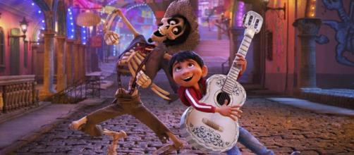 Dal Messico all'aldilà, recensione di 'Coco', film d'animazione Disney-Pixar. Foto: avvenire.it