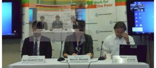 El Banco Mundial mantiene su pronóstico de crecimiento positivo para el país.