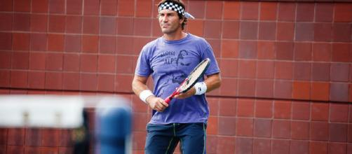 Former Australian tennis player Pat Cash. - [Image Credit: smarch0987, Flickr -- CC0 1.0]
