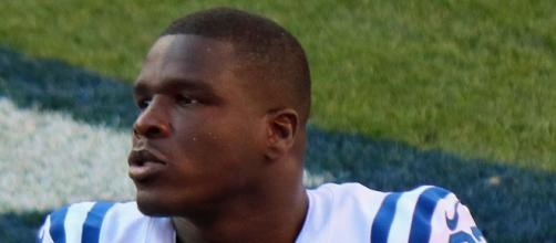 Frank Gore. - [Jeffrey Beall via Wikimedia Commons]