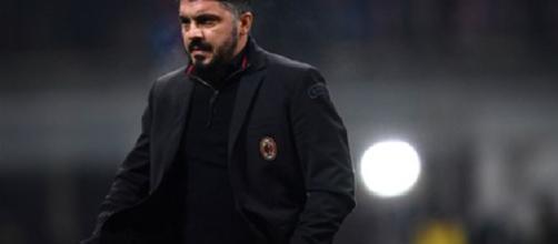 Gattuso arrabbiato dopo una sconfitta
