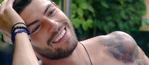 Ignazio Moser, fidanzato di Cecilia Rodriguez.