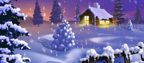 Immagini Belle Per Auguri Di Natale.Frasi Auguri Buon Natale 2017 Sms Aforismi D Amore