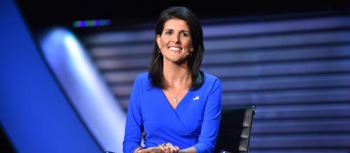 Nikki Haley, rappresentante permanente degli Stati Uniti presso l'ONU