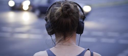 Person wearing headphones -- Sascha Kohlmann/Flickr.