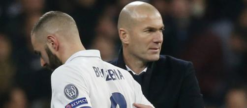 Zidane défend Benzema et tacle Lineker - Football - Sports.fr - sports.fr