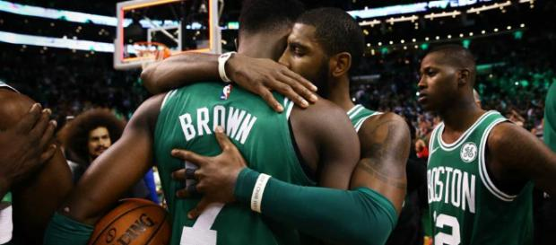 Celtics' Jaylen Brown 'inspired' after learning of best friend's ... - sportingnews.com