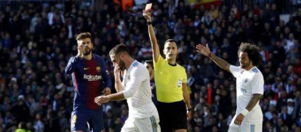 Clássico se revelou muito pesado para o Real Madrid