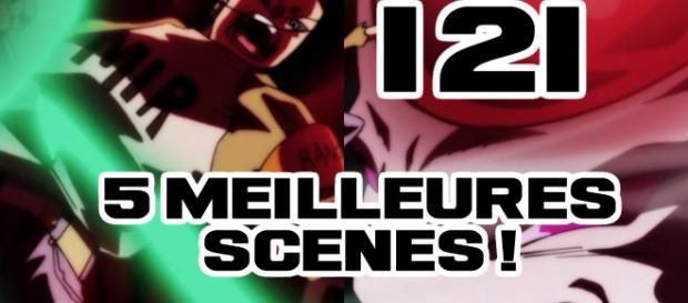 DBS 121 : Les 5 meilleures scènes !