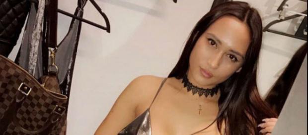 La sextape d'Astrid Nelsia (Les Anges 10) fait le tour du web, son chéri Sisi-K menace un internaute !