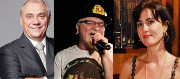 Marcelo Rezende, Kid Vinil e Márcia Cabrita foram alguns dos famosos que morreram.