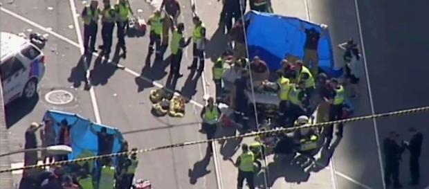 Sin evidencia de terrorismo el atropellamiento de Melbourne, Australia. - televisa.com