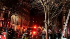 New York : le pire incendie qu'ait connu la ville depuis des décennies