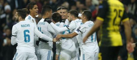 Dortmund pierde ante el Real Madrid y sale de la Champions League sin ganar