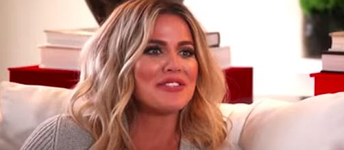Khloe Kardashian CONFIRMS Pregnancy With Instagram Post - (Image Credit:YouTube/CleverNews Channel)