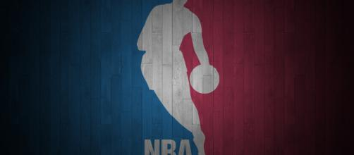 NBA logo -- Michael Tipton/Flickr
