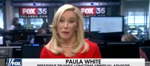 Paula White on Fox News, via Twitter