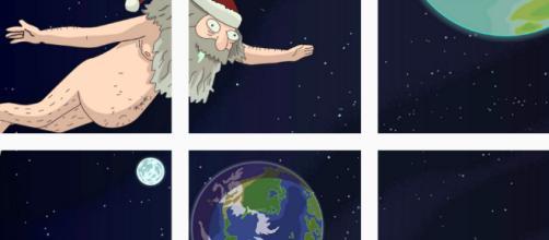 Rick and Morty ( Rickstaverse/YouTube screencap)