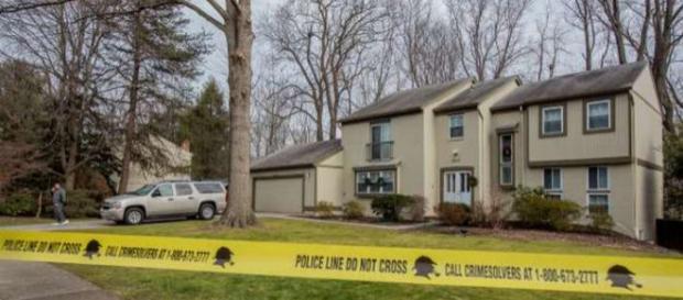 Casa din orașul Reston unde a avut loc tragedia - Foto: msn.com (© Cal Cary/ pentru The Washington Post)