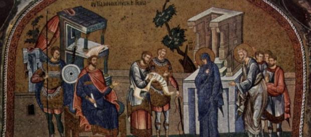 La imagen de Herodes se ha distorsionado con el tiempo. Public Domain.