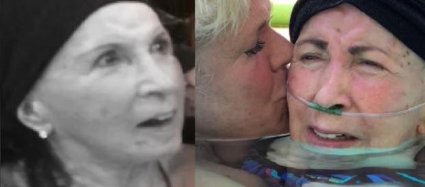 Mãe de Xuxa piora e triste notícia faz o Brasil chorar
