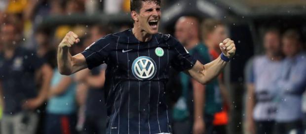 Mario Gómez García, futbolista alemán de origen español.