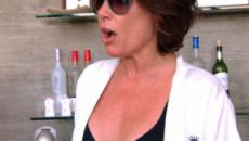 LuAnn De Lesseps arrested for battery on an officer, told cop she would kill him
