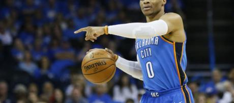 Thunder news: Russell Westbrook's assists total is most for an ... - clutchpoints.com