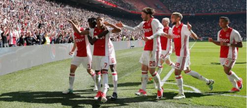 Calciomercato: Milan su un esterno dell'Ajax - fourfourtwo.com