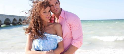 Alessandro e Maria José, personagens de ''Sortilégio''