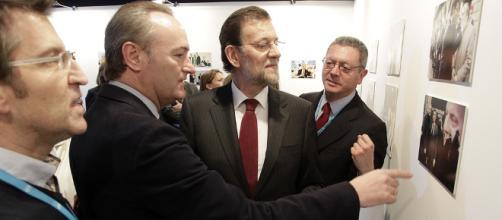 El enemigo de Mariano Rajoy lo tiene a sus espaldas