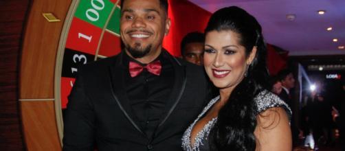 Ellen Cardoso deseja reatar com Naldo Benny mesmo após agressão que durou por 7 anos