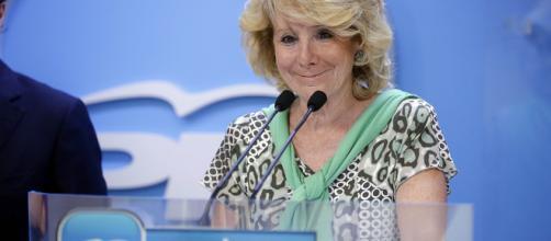 Esperanza Aguirre al borde de la imputación por los casos de corrupción
