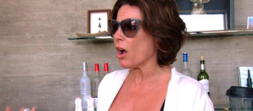 LuAnn De Lesseps is seen on 'RHONY.' [Photo credit Bravo\YouTube]