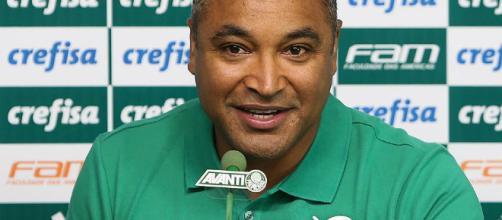 Novo técnico do Palmeiras, Roger Machado