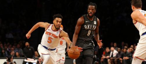 Rumores de la NBA: 'Medidor de cambio' en Courtney Lee, Jamal Crawford y Jordan Clarkson