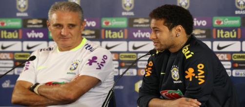 """Tite e Neymar """"salvaram"""" a seleção"""