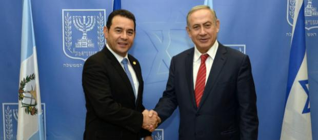 Le Guatemala transfère son ambassade à Jérusalem