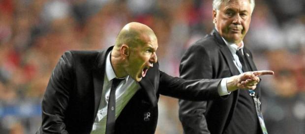 Lippi, Ancelotti, Bielsa, Del Bosque y Pep inspiran a Zidane ... - marca.com