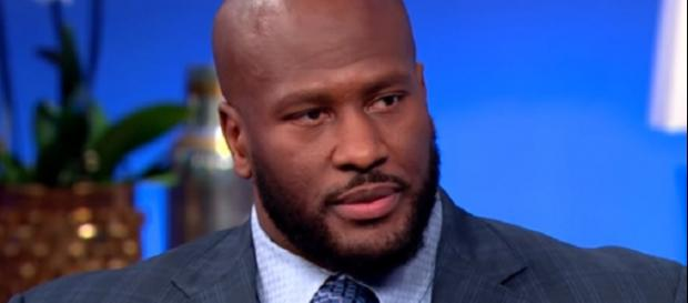 The Steelers parted ways with James Harrison to make room for Marcus Gilbert (Image Credit: Steve TV Show/YouTube)