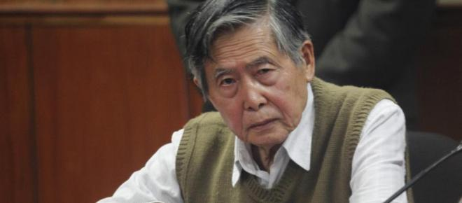Ex-Präsident Fujimori bittet um Vergebung