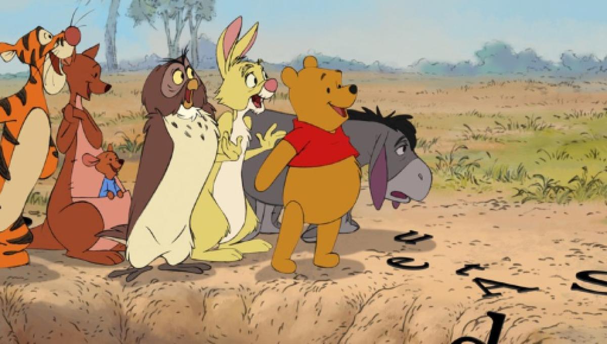 Ursinho Pooh Voce Sabia Que Personagens Do Desenho Representam