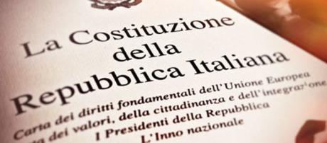 Cara Costituzione italiana, ti scrivo per il tuo imminente compleanno - brindisireport.it