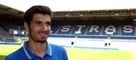 Football | Racing Strasnbourg : Martin Terrier a signé - dna.fr
