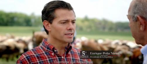 10 mil millones de pesos cuesta la publicidad de EPN