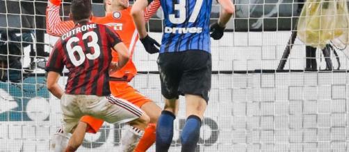 AC Milan 1 Inter Milan 0: Whizkid Patrick Cutrone secures derby ... - thesun.co.uk