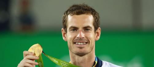 El tenista profesional escocés, Andy Murray.