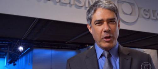Apresentador da Rede Globo, William Bonner