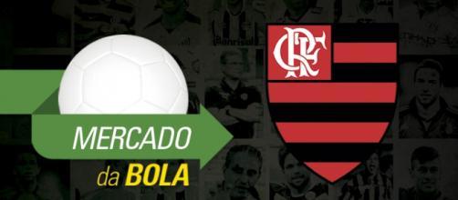 Flamengo segue na busca por reforços para a Libertadores 2018. (Foto Reprodução).