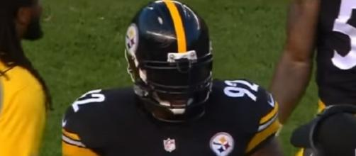 James Harrison signed a one-year deal with Patriots (Image Credit: CBS Pittsburgh/YouTube)
